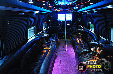 Party Bus Rental Rhode Island
